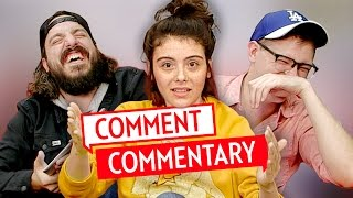 COMMENT COMMENTARY?!