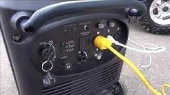 Kipor IG3000 Digi Inverter Generator Load Test