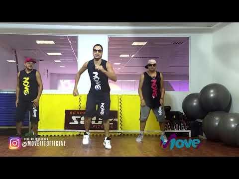 No Groove( Pega, Pega, Pega ) Ivete Sangalo ft. Psirico Coreografia Move Mix