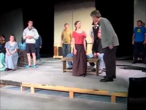 The Crucible - a Columbus School for Girls Theater and Actors' Theatre Columbus co-production