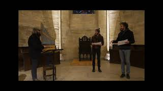 La Quintina, Mass for an ordinary daye (teaser) : Ludford, Whitbroke