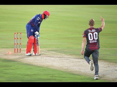 Full Match Highlights: Match 17 Tshwane Spartans vs. Cape Town Blitz
