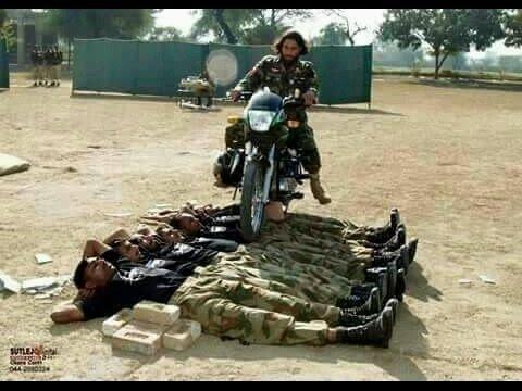 SSG Comandos Pakistan Army training Must see
