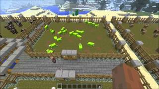 Minecraft My Huge Animals Farm