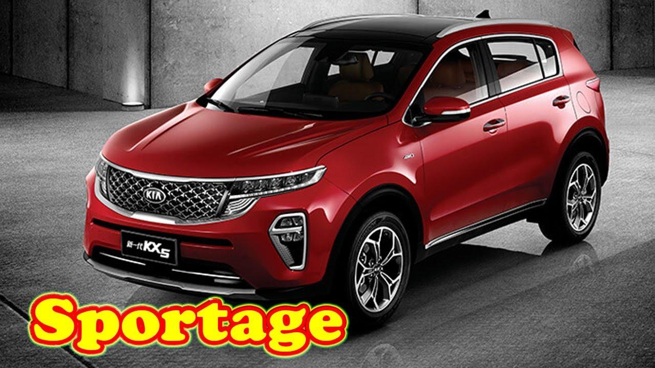 Photos Kia Sportage 2021 Model