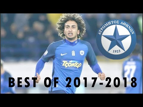 Amr Warda - Atromitos Athens (Best Of The Season #1)