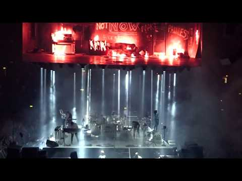 Arcade Fire  Creature Comfort,  at SSE Arena Wembley, London, 11 April 2018