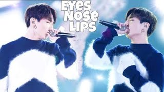 "Kpop Idols Singing ""Eyes Nose Lips"" by Taeyang (Bigbang)"