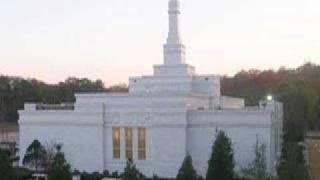 Birmingham Alabama LDS (Mormon) Temple - Mormons