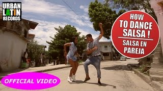 HOW TO DANCE SALSA ► MICKY ► ELLA SE FUE ► SALSA CHOREOGRAPHY 2016