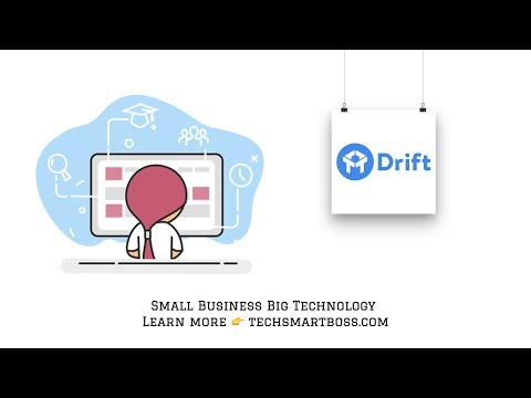 How To Setup Live Chat Using Drift On Your Website