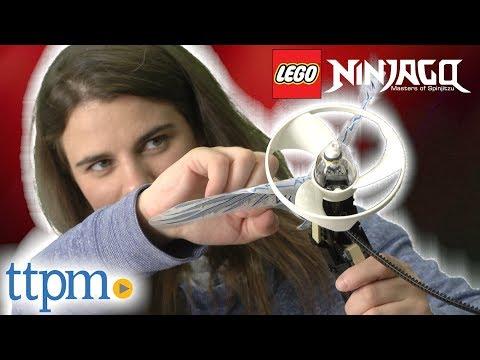 LEGO Ninjago Dragon Masters Zane, Golden, Jay, Kai, And Cole From LEGO