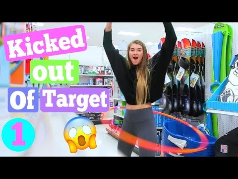 Getting Kicked Out of Target & My Huge Mistake..... VLOGMAS DAY 1