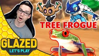 TREE FROGUE! Pokemon Glazed #8