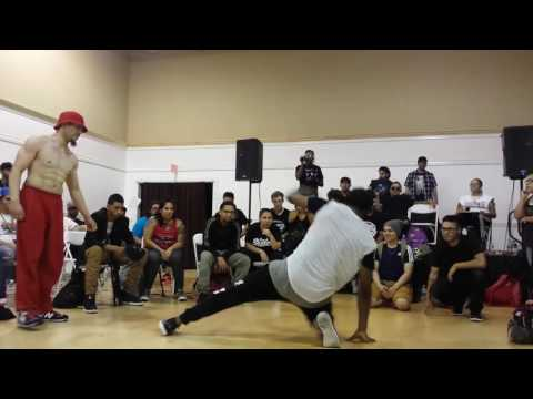Captain PuertoRico vs Holotype All Styles Finals 2016 Battle For A Cause 4