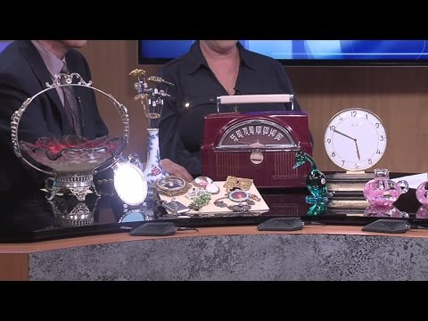 Treasure hunt at the Jeff Antique Show