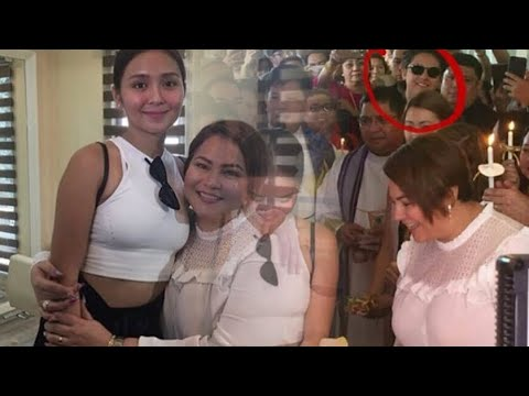 Grand Opening ng new business ni Karla Estrada (mom of DJ) Tuwang tuwa si DJ kay Kath at Karla 😂