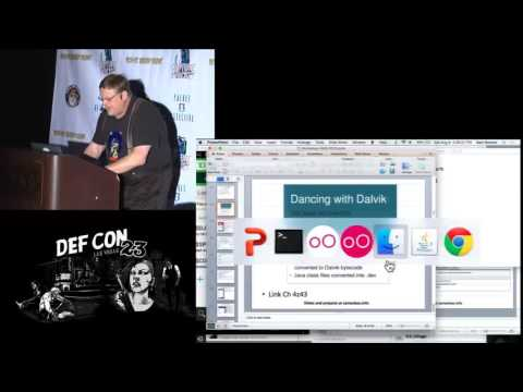 DEF CON 23 - Packet Capture Village - Sam Bowne - Is Your Android App Secure
