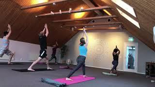 Ledd Klass - Första Serien - Ashtanga Yoga