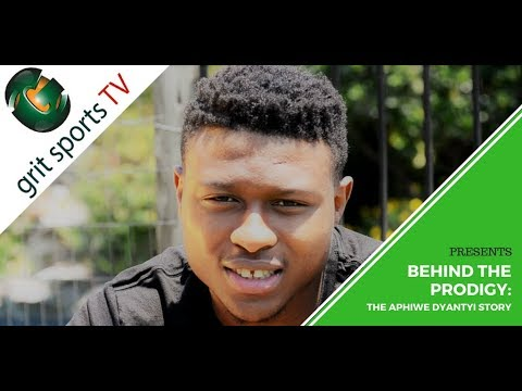 GS TV: Behind the Prodigy: The Aphiwe Dyantyi Story