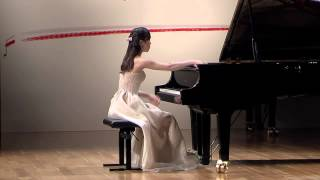 Nao Mieno – Chopin Piano Competition 2015 (preliminary round)