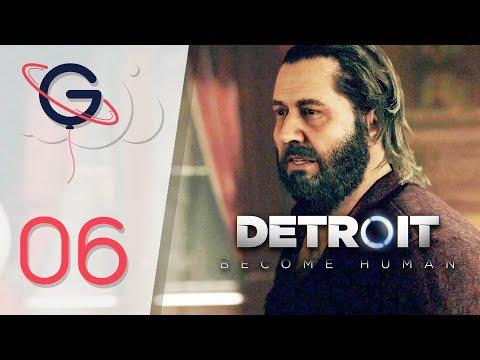 DETROIT BECOME HUMAN FR #6 : Le Manoir
