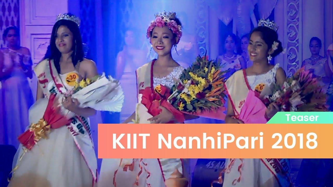 Kiit Nanhipari 2018 Teaser Youtube