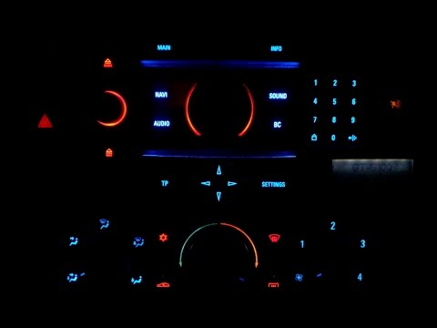 vauxhall opel vectra c smd led dash conversion youtube. Black Bedroom Furniture Sets. Home Design Ideas