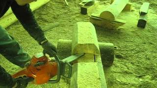 Канадская рубка(Срубы из Псковской области:Чаша, Канадка, Норвежская рубка, Лафет. http://domlafet.ru http://vk.com/domlafet Russia log cabin, Russia log house., 2013-02-28T17:25:51.000Z)