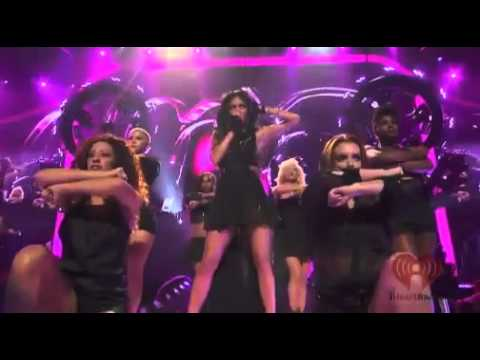 Nicole Scherzinger - Club Banger Nation & Don't Hold Your Breath Live At iHeartRadio 2011