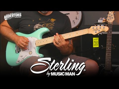 Music Man Sterling Guitar Review - The New Cutlass & Stingray Models!