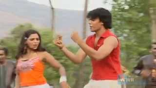 Hridayi Vasant Fultana | Marathi Hot Video Song | HD