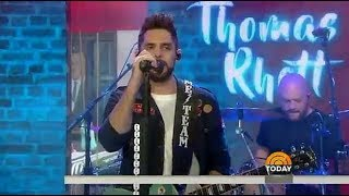 Thomas Rhett - Craving You live Today Show