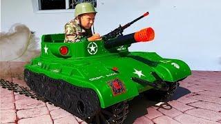 Senya wants to be a military man! Senya and his military stories