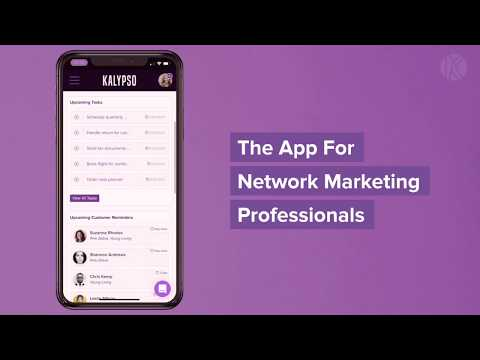 The App For Network Marketing Professionals