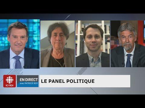 Le panel politique du 21 septembre 2021