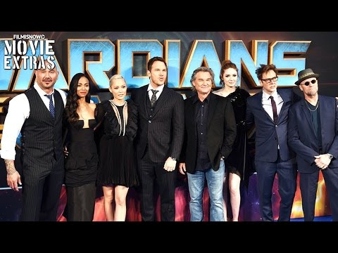 Guardians of the Galaxy Vol. 2 | European Premiere