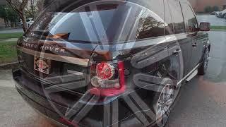2013 Land Rover Range Rover Sport SC Used Cars - Marietta,GA - 2019-03-07