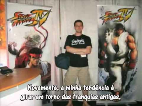 AVGN Especial - E3 2008 (Legendado)