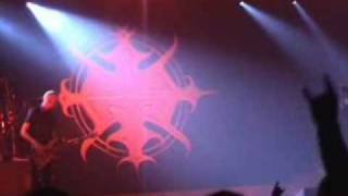 Within Temptation - Caged (live at Megapop Festival 2005)