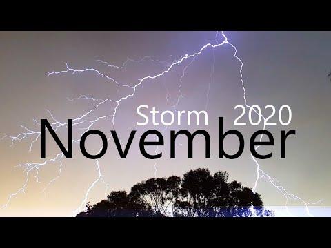 November Storm 2020 Moonta South Australia