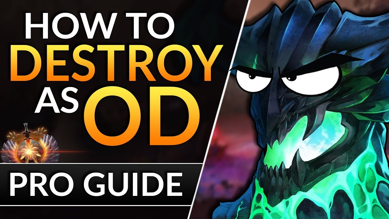 The ULTIMATE OUTWORLD DEVOURER Guide: Best Mid Lane Tips and Tricks ft. CCnC's OD | Dota 2 Pro Guide