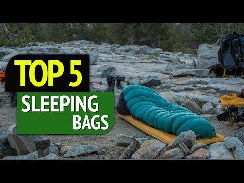 TOP 5: Best Sleeping Bags 2018