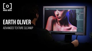 Advanced Texture Cleanup with Earth Oliver | RGG EDU Retouching Tutorial Trailer