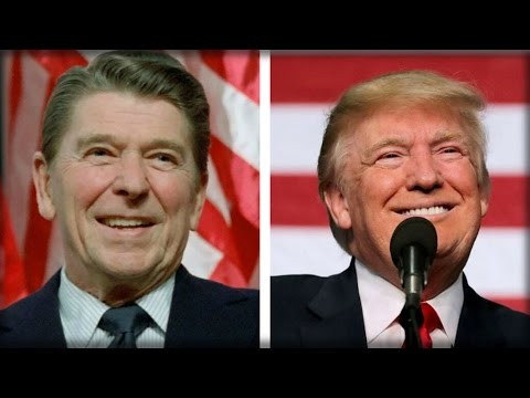 TRUMP TO FOLLOW IN REAGAN'S FOOTSTEPS WITH HUGE 2ND AMEND. MOVE