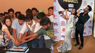 Ishq Main Marjawan Best Show Celebration On Set ||Arjun Bijlani And Aalisha Panwar ||