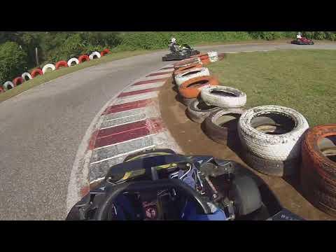 Supergp Németh Viktor 201710 Kart Farm OAGB Onboard