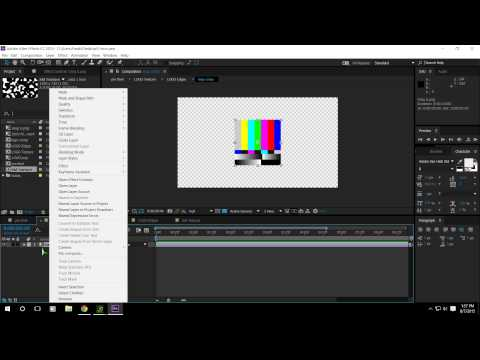 How to use my custom intro template after effects youtube for Custom video intro templates
