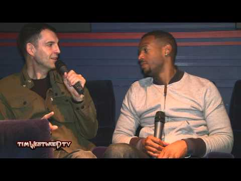 Marlon Wayans on his family, Tupac, women & Haunted House - Westwood