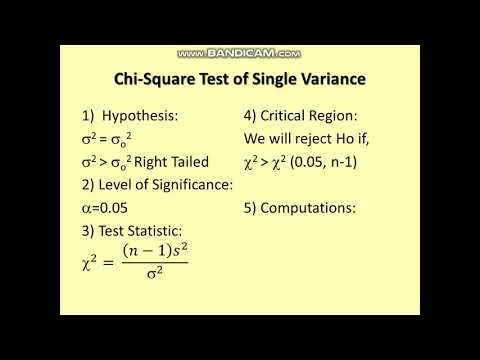 Download Chi-Square Distribution and Tests Part5